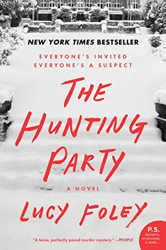The Hunting Party - I read Foley's other book The Guest List in one day because holy crap it was so good!! Once I finished I immediately bought this one and have been looking forward to reading it ever since. And OH my gosh this one was so good! I finished it in two days because on day two I couldn't put it down. If you're looking for a book to keep you in suspense, well, then you need this book right now!