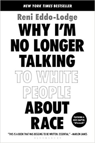 Why I'm No Longer Talking To White People About Race - I think literature like this is so freaking important. I am a huge proponent for learning as much as you can about the world around you, and the people in that world as possible to continue to evolve into a better human being. Books like this might be difficult to read, but that's exactly why they are so necessary. I particularly loved the section about Feminism and how race is an often unconsidered factor in how people view and talk about it.