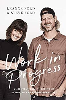 Work In Progress - I love reading people's stories like this, and especially those that are in my field of work! Leanne Ford is honestly one of my design icons and I knew that she and her brother were cool people, but to be honest, now I love them even more! It doesn't just tell you their life story but it gives their perspective on so many aspects of life, creativity, business, and just putting yourself out there for the world! It is a great read as well as super inspiring for me considering she didn't start working in interior design until after she was 30 too :-)