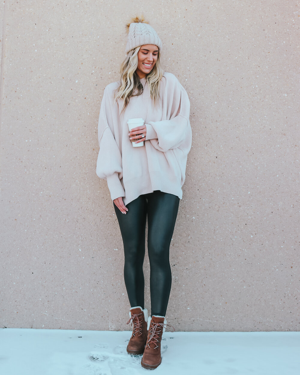 oversized free people tunic