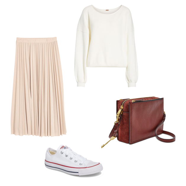 Click on this image to get the shopping links for this casual weekend look!