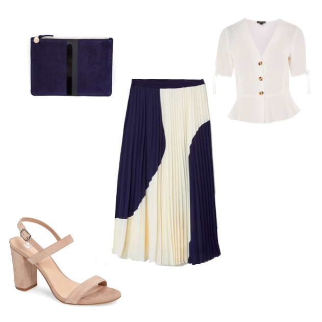Click on this image to get all the shopping links for this look fit for a Duchess!